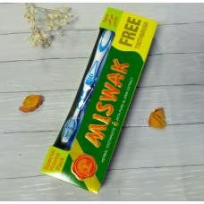 Зубная паста с мисваком 190 гр