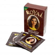 """Royal Хна Brown (коричневая)"" brown"